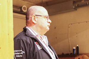 Puck de Kaiser är tränare för boxningsklubben BK Delta som nu också drar i gång verksamhet i Sveg.