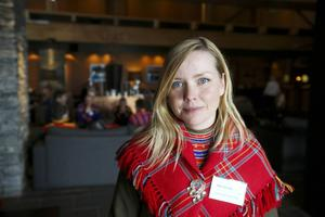 Det är en stor lättnad att äntligen klubba igenom gruvpolicyn, menar Marie Persson från Tärnaby.