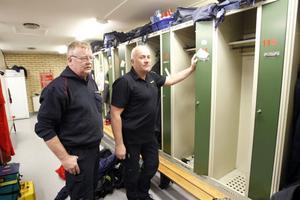 I Ljusdal är rekryteringen inget problem, men i Järvsö och Färila har Kjell-Inge Wennberg och Peter Nystedt svårt att fylla skåpen.