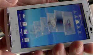 Vi har känt på Sony Ericsson Xperia X10