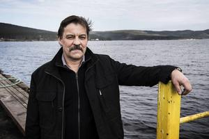 Olof Karlsson är vd för Ålands fiskförädling.