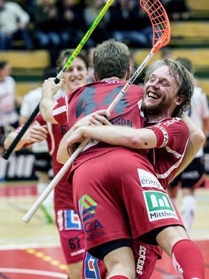 Johan och Anton Samuelsson ser ut att följas åt till nästa klubb.