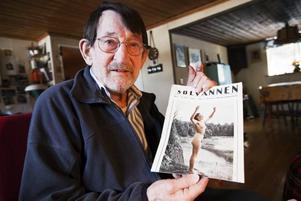 Bertil Sefbom fick nys om naturismen via tidningen Solvännen. Senare började han jobba som fotograf för tidningen.