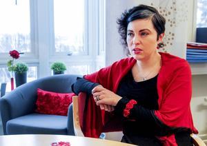 Terese Bengard, Hammarstrand, är verksamhetschef vid organisationen Hela Sverige ska leva. Tidigare var hon kommunalråd i Ragunda kommun.