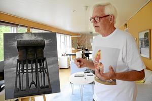 Lekfullheten är ett signum hos konstnären Per Östling liksom noggrannheten.