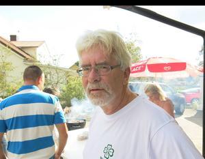 Carl-Ewert Olsson från Centerpartiet var en av deltagarna.