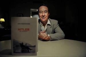 Expert. Ian Kershaws Hitlerbiografi finns nu i en samlad svensk utgåva. Foto: Jessica Gow/Scanpix
