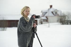 Jonna Jinton har röstats fram för att delta i årets upplaga av Fjällräven Polar. På tisdagen börjar den 33 mil långa turen med slädhundar från Signaldalen i Norge till Jukkasjärvi.