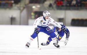 Nikita Ivanov värvades till Vänersborg från Dynamo Moskva inför den här säsongen.
