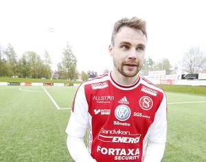 Hjalmar Öhagen.