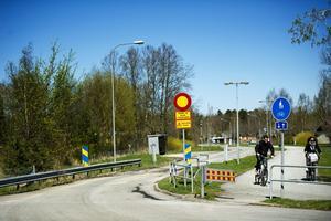 Postgatan mellan Oxhagen och Björkhaga är en vägsträcka där många har åsikter för eller emot biltrafik, precis som på Änggatan.