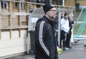 Mikael Forsström saknar en målskytt i sitt lag.