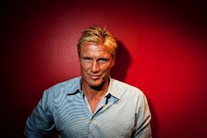 """Dolph Lundgren är en av programledarna i årets Melodifestival. """"Jag får gå ut och hitta hoten och tillintetgöra dem"""", säger han om sin roll.Foto: Christine Olsson"""
