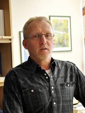 Melker Kjellgren är ordförande för BRF i Strömsunds kommun. Han säger att man nu, efter de första trevande åren, byggt upp en bra fungerande facklig verksamhet och hoppas att brandmännen därigenom lättare ska få gehör för sina synpunkter.