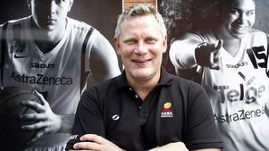 Robert Andersson, klubbdirektör i SBBK.