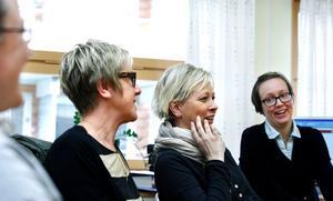 Sofie Näslund, Yvonne Andersson, Ulrika Andersson och Kristin Eriksson.