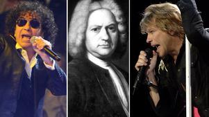 Magnus Uggla, Johann Sebastian Bach och Bon Jovi är artster vars låtar spelas flitigt på begravningar.
