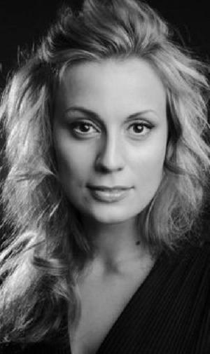 Katharina Frogner Kockum är sångsolist ...