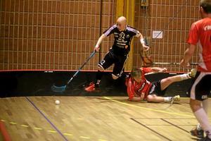 Jocke Wallén ligger femma i poängligan. Foto: Mikael Stenkvist