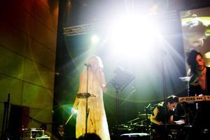 The Deer Tracks med sin norrskenselectronica tog hem den prestigefyllda utmärkelsen som årets band på Local Heroes 2012.
