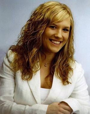 Sophie Hedberg.  Foto: Privat