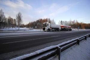 Korsningen riksväg 68 och Axel Johnsons väg har varit olycksdrabbad de senaste månaderna.