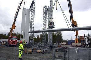 Vindkraftsetableringar fortsätter väcka politiska känslor i Ånge.
