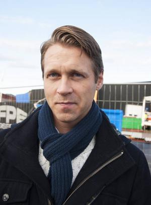 Torbjörn Wallin, projektledare Aberdeen Fastighetsfond Sverige