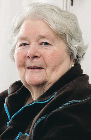 Karin Berg.
