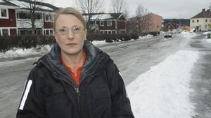 Åsa Dahlström, undersköterska och Fagerstabo.