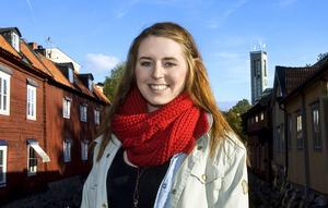 Viktoria Högström Unell (M) Juriststudent