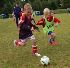 Det var fart och spring över Önas spel. Lördagens sista match vann de med 6-1.