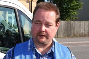 Thony Lundberg, trafik och marknadschef Länstrafiken Örebro.