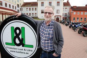 Peter Nyman, styrelseordförande för Lust och Lära