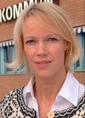Saila Quicklund (M), vård- och omsorgschef