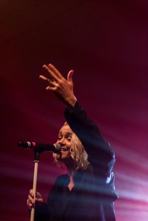 Ana Diaz, Storsjöyran 2016.