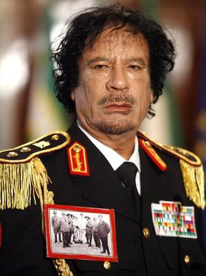 Borta. Att den libyske diktatorn Muammar Gaddafi inte ställdes inför rätta, utan avrättades summariskt, är problematiskt, skriver Aleksander Gabelic.foto: scanpix