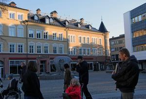 Huset Verdandi 9 byggdes för 112 år vid Sveatorget, när Borlänge hade cirka 4 000 invånare.