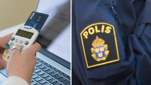 En person i Härnösands kommun fick inkassokrav efter att ha beställt varor på internet.