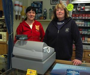 Marie Thorstensson och Berit Johansson har drivit Bettans Livs i 17 år och har nu beslutat sig för att stänga affären.