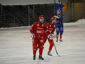Matchens kung Filip Nyberg har efter kvällen mål noterats för hela 65 mål denna säsong.