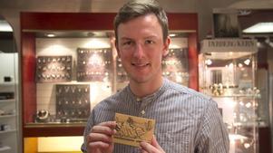 VM-bronset i Peru var det som gjorde att Henrik Jansson fick sin tredje NP-plakett.