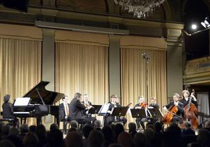 Nordiska Kammarensemblen spelar Sibelius
