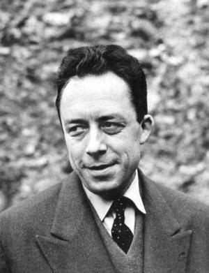 """Albert Camus """"Främlingen"""" kommer i dag ut i nyöversättning av Jan Stolpe. Foto: SCANPIX"""