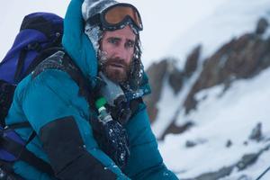 Jake Gyllenhaal spelar en klätterguide på det allt mer kommersialiserade Mount Everest i klätterdramat