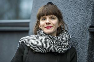 Ida Sundin Asp gjorde praktik hos barnboksförfattaren Lisen Adbåge som gav henne goda råd.
