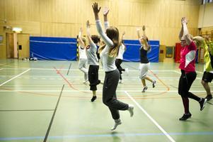 Louise Andersson, Ylva Rune, Maja Ekebjär, Roja Lill, Elin Singdén, Viktoria Söderberg, Anna Olsson och Sherwan Qasim var några av deltagare i danskvällen.
