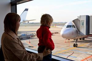 Fler flygbolag inför barnfria områden.