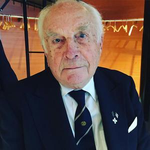 Kurt Antskog, 93 år.