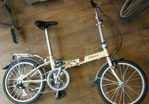 Sexväxlad minicykel som stals i Bollnäs.